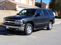 2004 Chevrolet Tahoe Overview