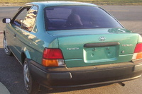 Picture of 1995 Toyota Tercel 2 Dr DX Coupe, exterior