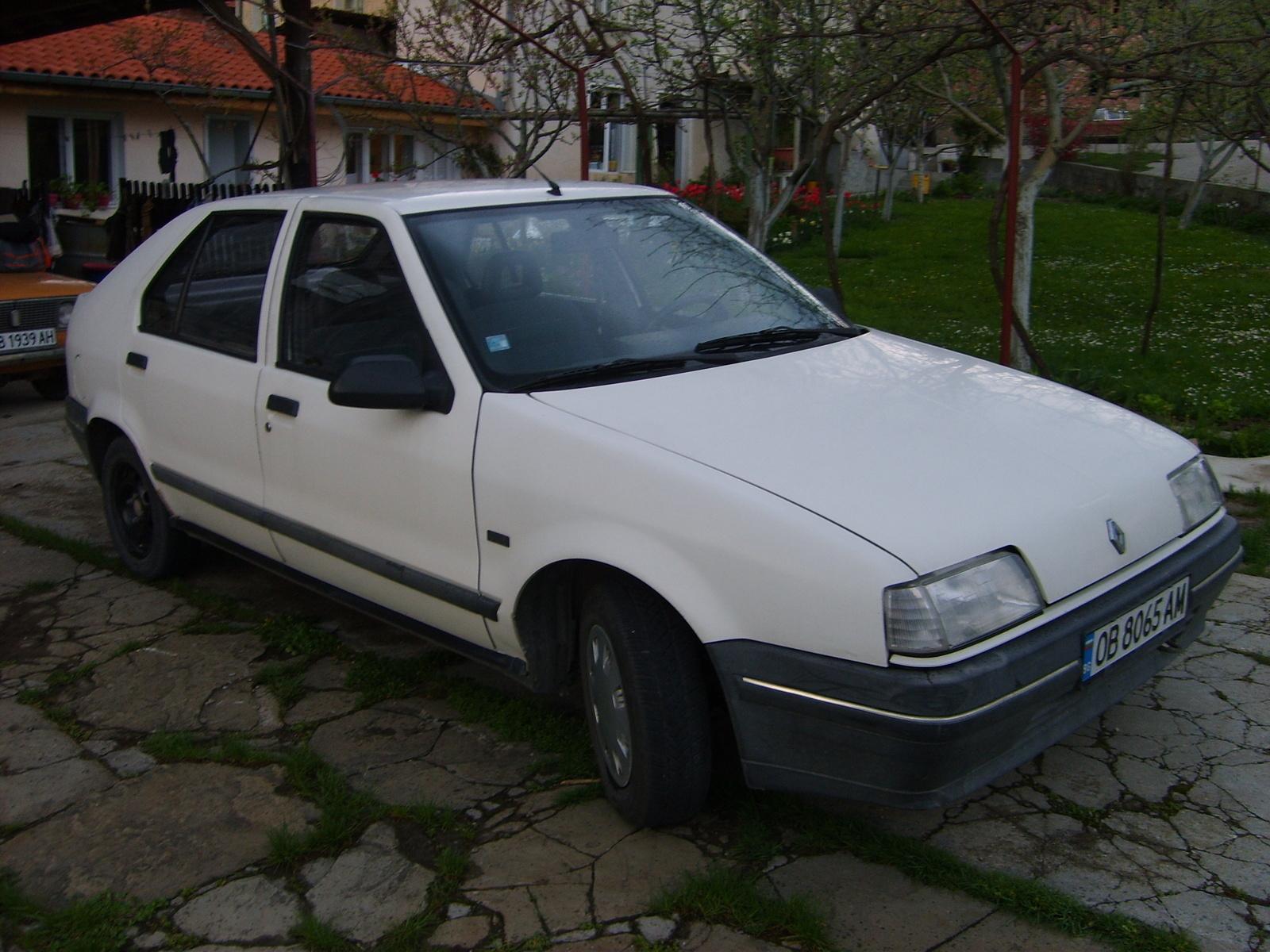 Bien connu 1989 Renault 19 - Overview - CarGurus VT81
