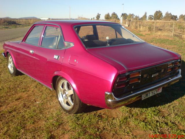 Foto de un 1976 Mazda 929