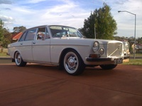 1974 Volvo 164 Overview