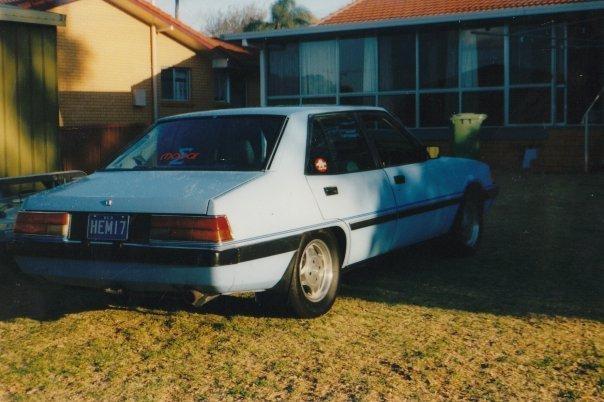 Picture of 1983 Mitsubishi Sigma