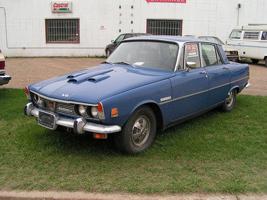 Picture of 1972 Rover P5, exterior, gallery_worthy
