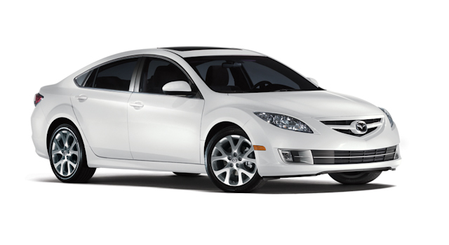 2010 Mazda MAZDA6, Front Right Quarter View, manufacturer, exterior