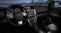 2010 Mazda MAZDA6, Interior View, manufacturer, interior