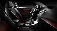 2010 Mazda MAZDASPEED3, Interior View, manufacturer, interior