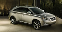 2010 Lexus RX 450h, Front Right Quarter View, exterior, manufacturer