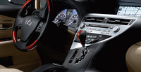 2010 Lexus RX 450h, Interior View, interior, manufacturer