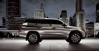 2010 Lexus LX 570, Right Side View, exterior, manufacturer, gallery_worthy