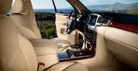 2010 Lexus LX 570, Interior View, interior, manufacturer