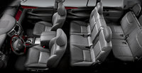 2010 Lexus LX 570, Interior View, interior, manufacturer, gallery_worthy