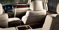 2010 Lexus LX 570, Interior View, manufacturer, interior