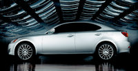 2010 Lexus IS 250, Left Side View, exterior, manufacturer