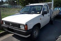 Picture of 1987 Nissan Navara, exterior, gallery_worthy