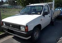 1987 Nissan Navara Overview