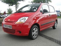 2004 Chevrolet Matiz Overview
