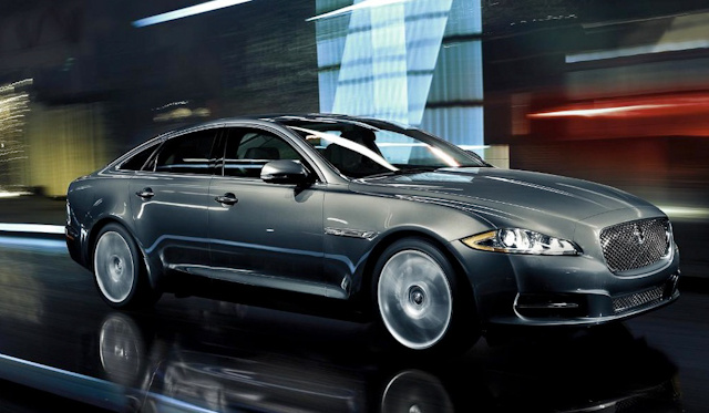 2010 Jaguar XJ-Series