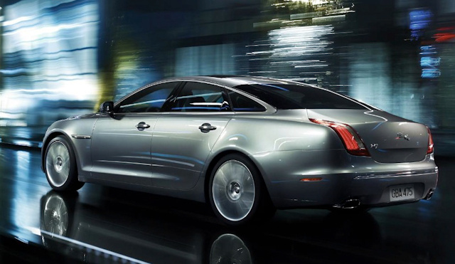 2010 Jaguar XJ-Series