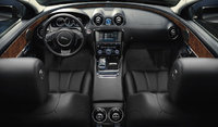 2010 Jaguar XJ-Series, Interior View, interior, manufacturer