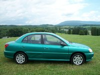 Picture of 2002 Kia Rio, exterior
