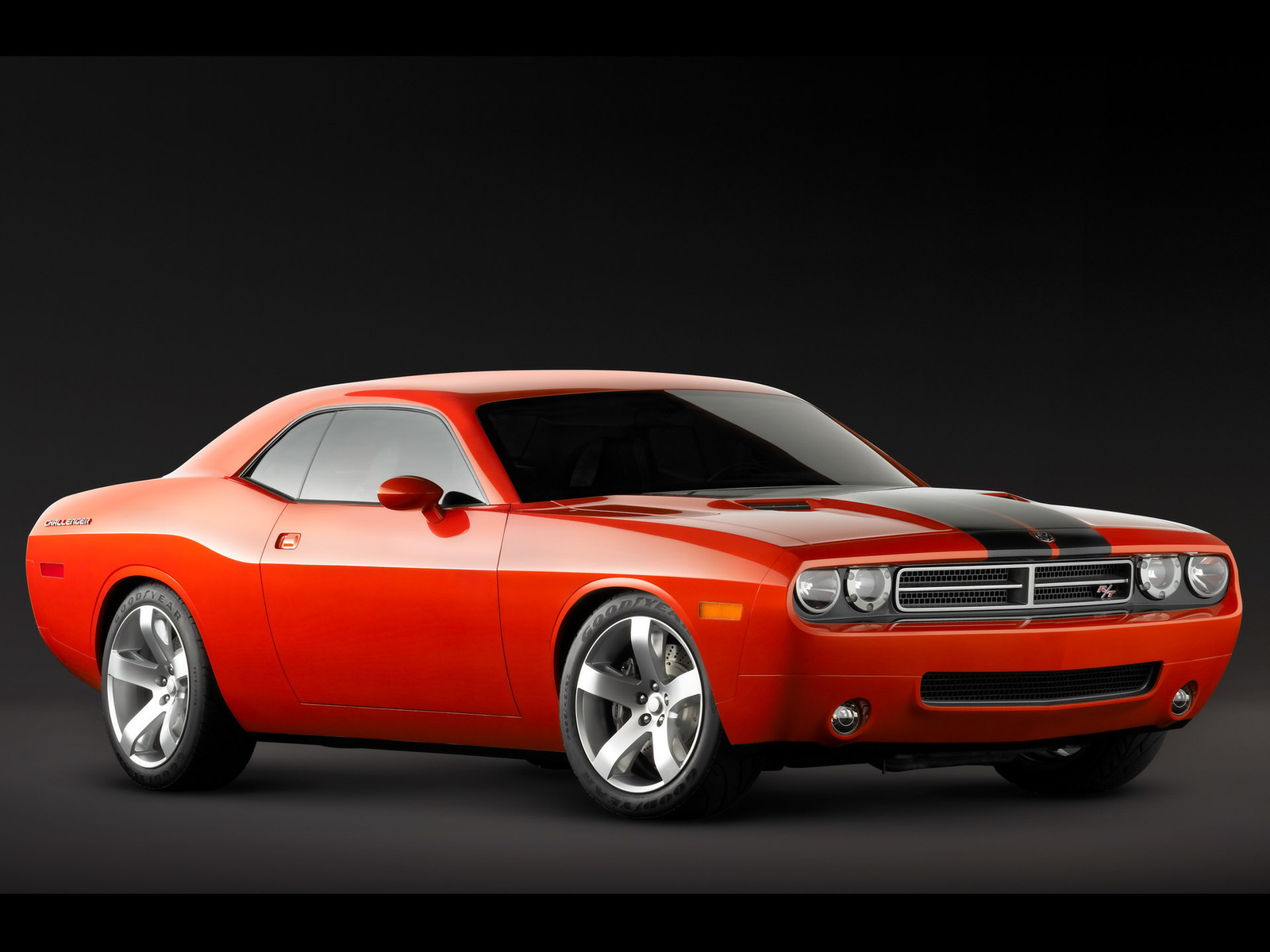 Picture of 2009 Dodge Challenger R/T