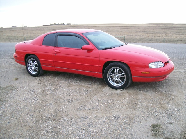 Picture of 1997 Chevrolet Monte Carlo 2 Dr Z34 Coupe, exterior