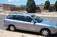 Picture of 2001 Daewoo Nubira 4 Dr CDX Wagon, exterior