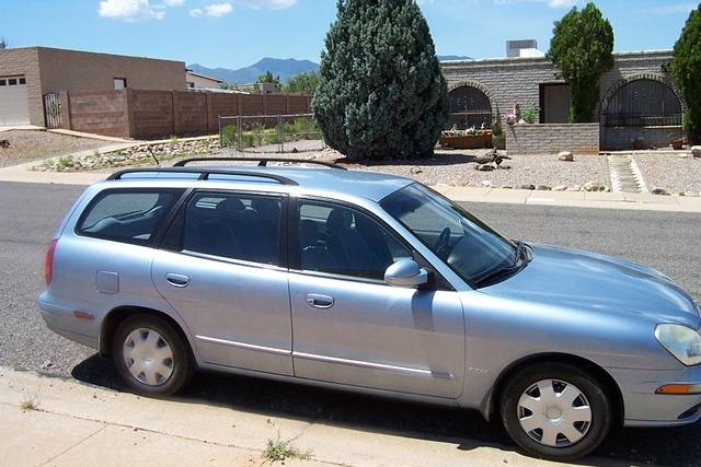 Picture of 2001 Daewoo Nubira 4 Dr CDX Wagon