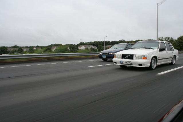 Picture of 1990 Volvo 740 Turbo, exterior