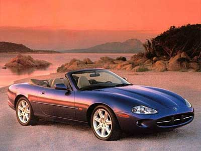 2008 Jaguar XK-Series Convertible picture