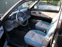 Picture of 1994 FIAT Cinquecento, interior