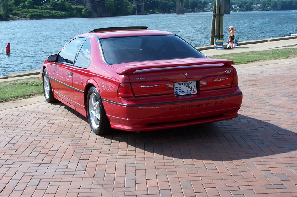 1993 ford thunderbird pictures cargurus. Black Bedroom Furniture Sets. Home Design Ideas
