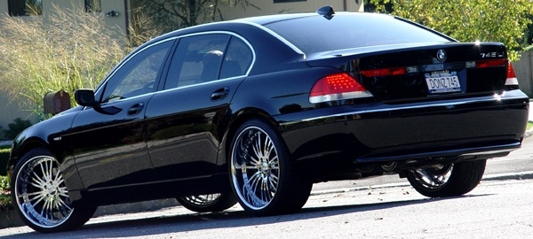 Picture of 2005 BMW 7 Series 745Li RWD, exterior, gallery_worthy