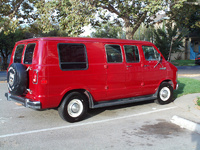 1985 Dodge Ram Van, Only 29,000 original miles!, exterior