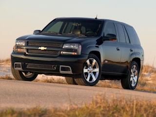 Picture of 2009 Chevrolet TrailBlazer SS 4WD, exterior, manufacturer
