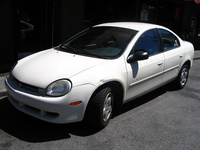 2001 Plymouth Neon 4 Dr Highline Sedan picture, exterior