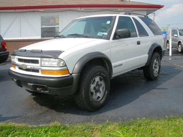 Picture of 1998 Chevrolet Blazer
