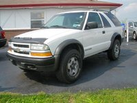 1998 Chevrolet Blazer Picture Gallery