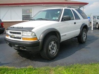 1998 Chevrolet Blazer Overview