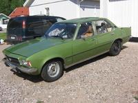 1975 Opel Rekord Overview