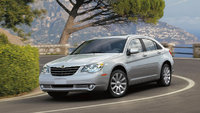 2010 Chrysler Sebring, Front-quarter view, exterior, gallery_worthy