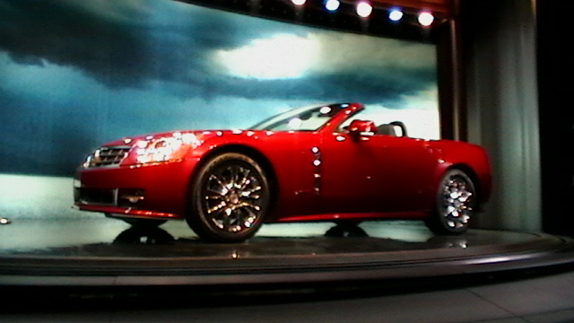 2009 Cadillac XLR Review