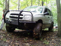 2003 Chevrolet Tracker Base 4WD picture, exterior
