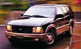 Picture of 2000 Oldsmobile Bravada 4 Dr STD AWD SUV