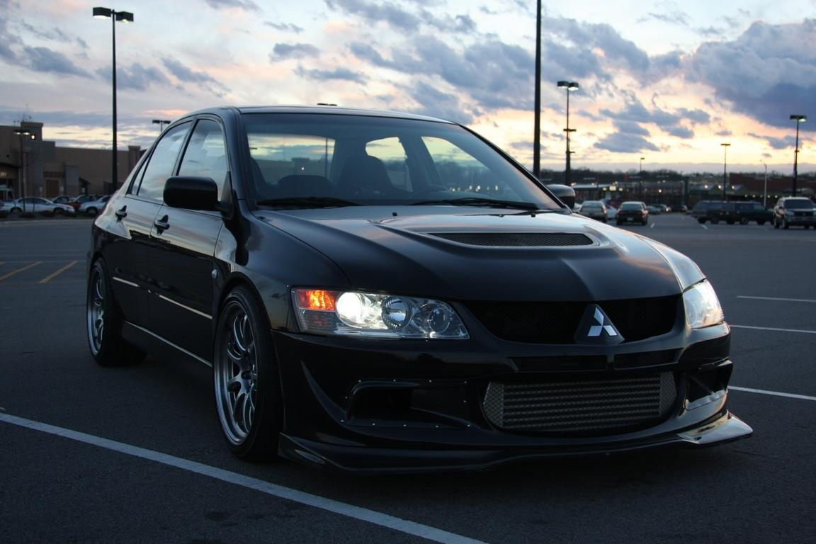 Mitsubishi Lancer Evolution Questions My Evo Is Stock Right Now Need Some Pointers