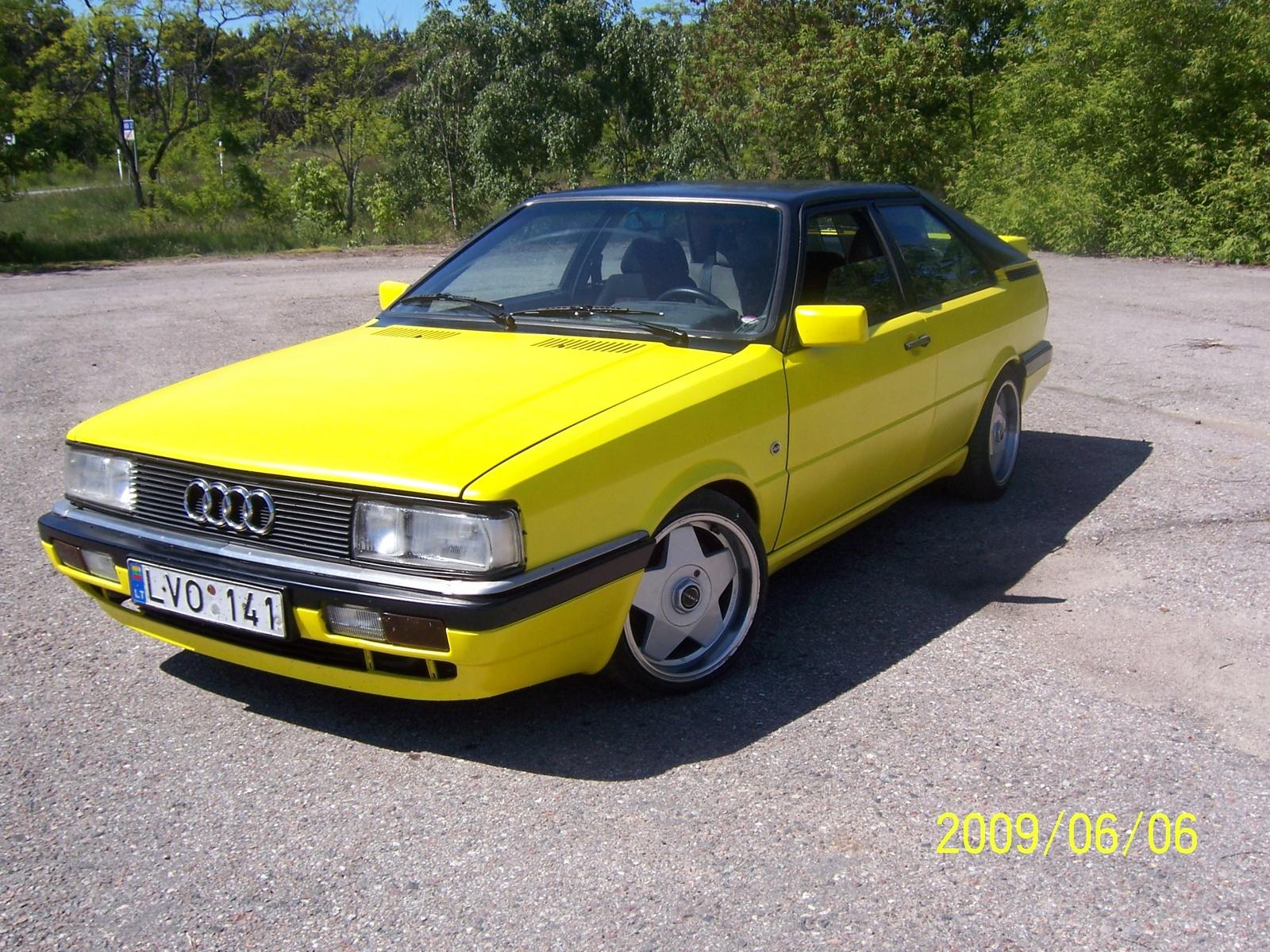 1985 Audi Coupe Pictures Cargurus