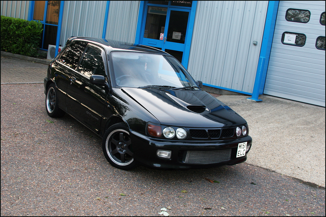 1995 Toyota Starlet picture, exterior