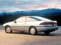 1991 Ford Probe Overview