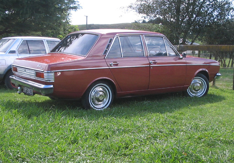 1977 Hillman Hunter picture, exterior