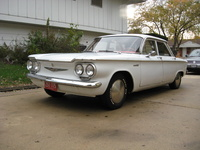 1961 Chevrolet Corvair picture, exterior